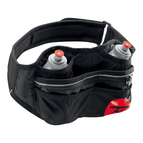 hydration while skiing rossignol dual bottle holder waistbelt hydration pack