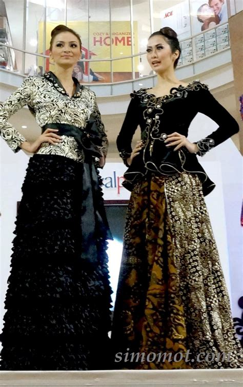 Pusat Grosir Baju Java Blouse Katun gambar kebaya kartini black hairstyle and haircuts