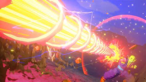 dragon ball  kakarot action rpg shares  screens