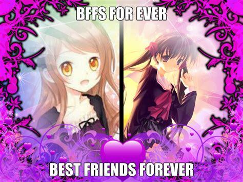 anime image anime bffs anime fan art 33558509 fanpop
