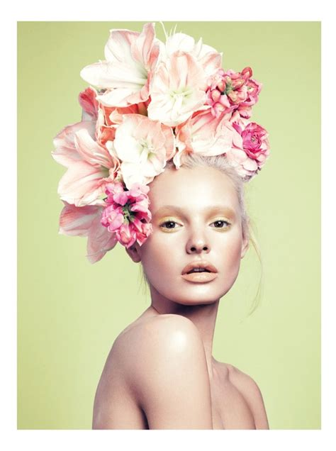 flowermodels com stylenoted pastel hair colors spring flowers star in