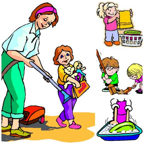responsibility for kids clipart clipartxtras