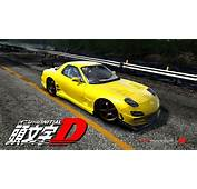 Image Gallery Initial D Rx7 Fd
