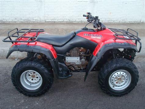 quadriciclo honda fourtrax 350cc