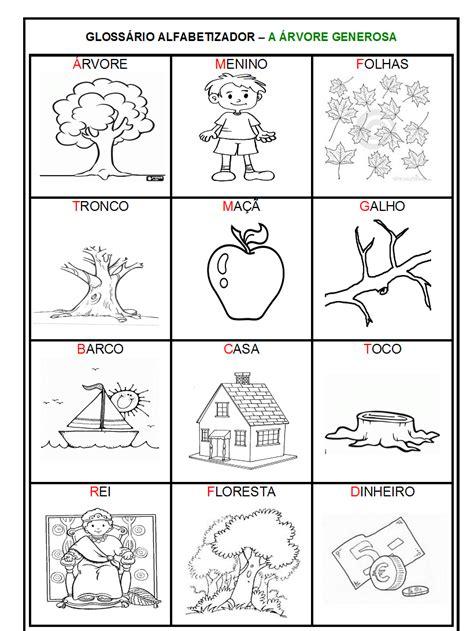 Sequência didática com o livro A árvore generosa
