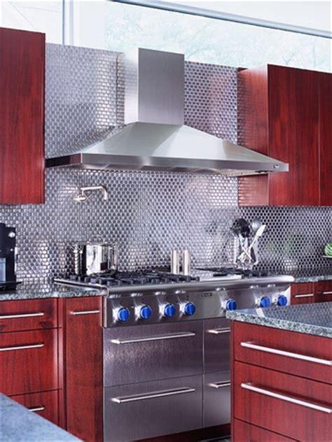 Stainless Steel Kitchen Backsplash Ideas by Stainless Steel Backsplash Ideas For Kitchens Decozilla