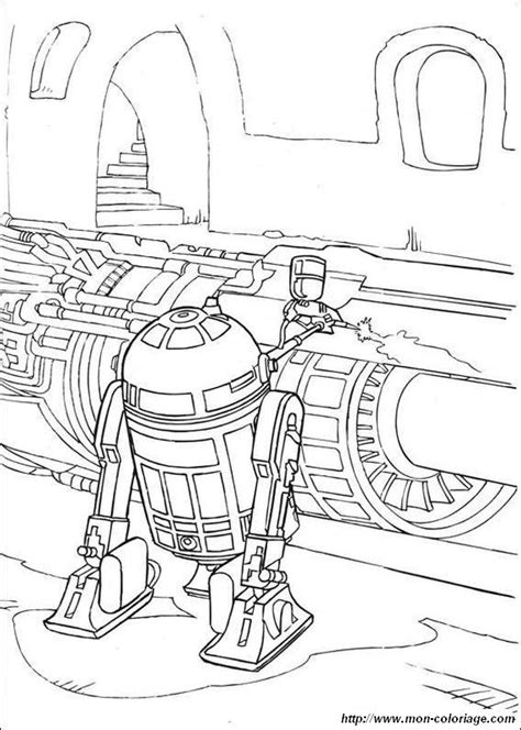 free coloring pages of r2d2