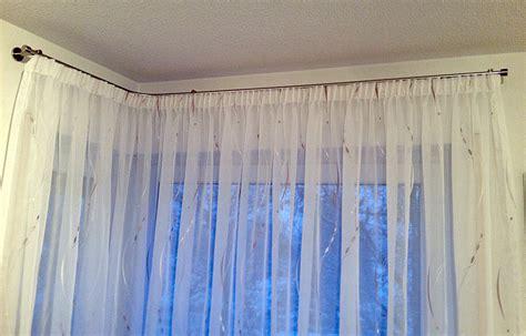 gardinenstange wandmontage gardinenstangen mit innenlauf einl 228 ufig f 252 r montage an der