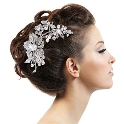 Wedding Hair Accessories San Antonio by Hair Decorations 28 Images Miriam Flower Headpiece