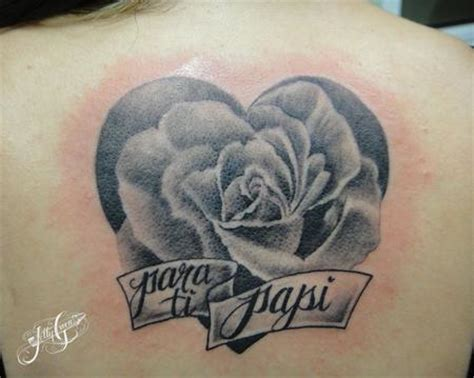 black and grey heart tattoo designs black and gray rose heart by kelly green tattoonow