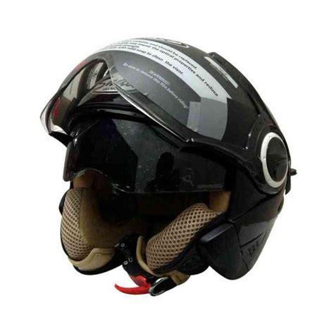 design helm clasic snail helm half face retro 622 double adalah keluaran type