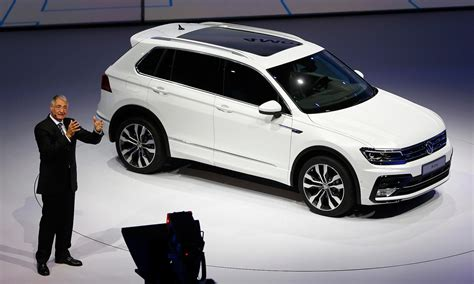 Home Design Show Chicago by Vw To Unveil Plug In Hybrid Tiguan Suv Concept In Detroit