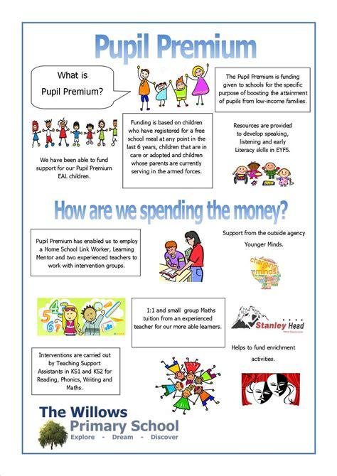 pupil premium report template 2016 pupil premium willows primary school