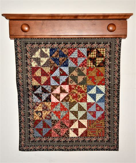 Displaying Quilts by Quilt Display For Miniatures Dwr Custom Woodworking