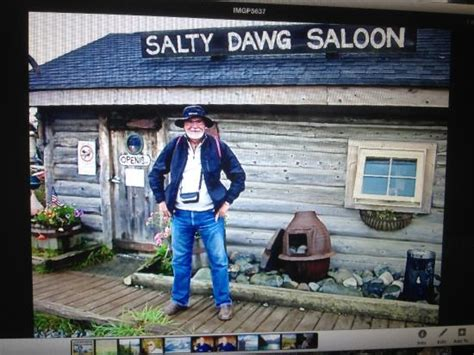 salty saloon one of the rooms picture of salty dawg saloon homer tripadvisor