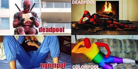 film lucu vietnam foto 20 meme kocak film deadpool bikin ngakak sai ngompol