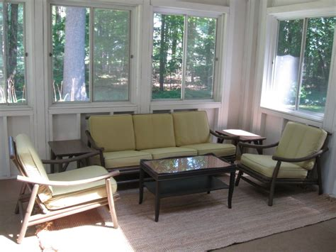 Furniture for Sunrooms, Match Them with Your Design