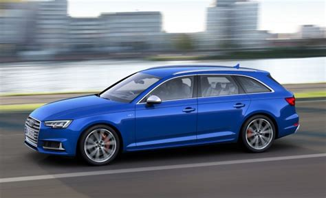 new s4 audi look on in envy new audi s4 avant news car and driver