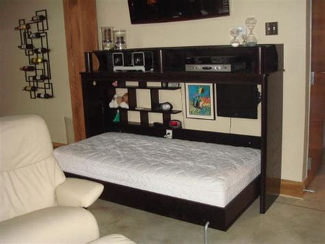 twin size murphy bed pdf diy twin size murphy bed plans download unique