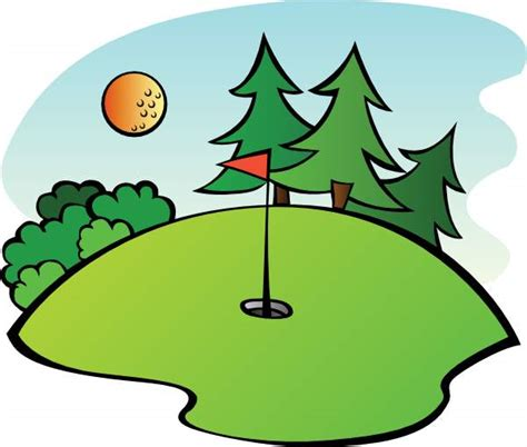 golf clipart golf course clipart clipart best