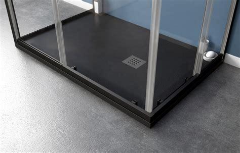 box doccia doppio box doccia telaio nero 80x100x80 doppio scorrevole 3 lati