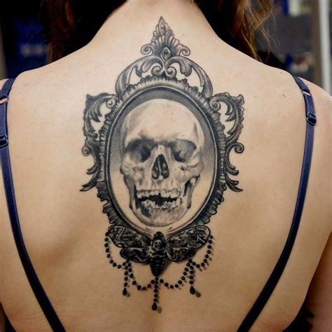 tattoo old school teschio tatuaggio teschio storia e significato