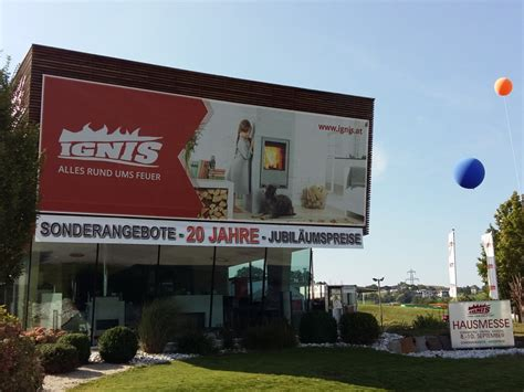 haus messe hausmesse 2016 bei der firma ignis in rohrbach romotop