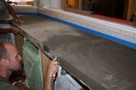 design stocker concrete countertops