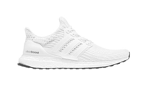 adidas ultra boost 4 0 adidas s all white ultra boost 4 0 has an official release