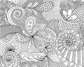 free zentangle coloring pages zentangles on tangle patterns zentangle and