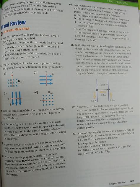 Unit 8 Magnetism Ssi Physics