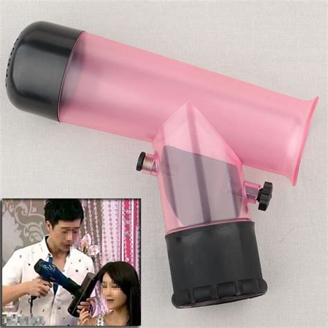 Jilbere De Hair Dryer Diffuser magic wind spin hair dryer curl diffuser pink ebay