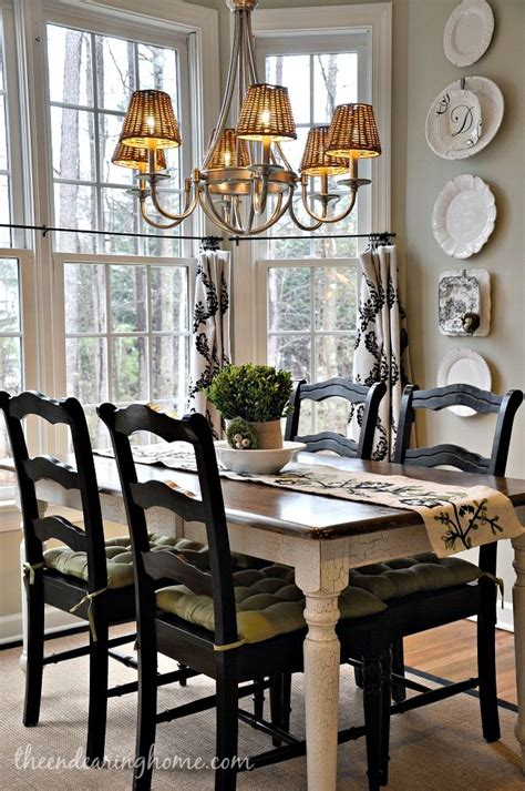 Country Dining Room Table 25 Best Ideas About Country Dining On Pinterest Country Dining Rooms Country
