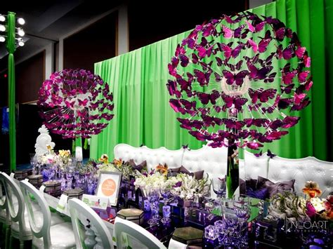 butterfly wedding theme decorations butterfly wedding reception table centerpieces by jose
