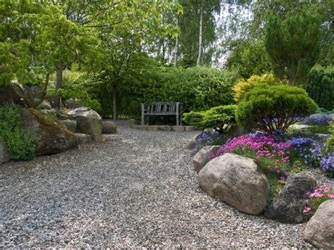 Garten Mit Kies Gestalten 3416 by Gartengestaltung Mit Kies Und Steinen 25 Gartenideen F 252 R Sie