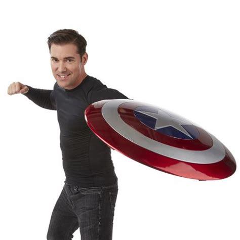 Kaos Olahraga Shield Of Captain America marvel legends series captain america shield walmart ca