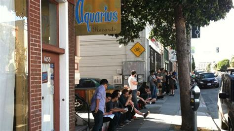 San Francisco Records San Francisco S Aquarius Records Is Closing 15 Minute News