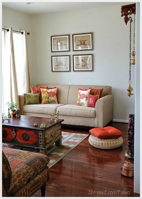 indian living room ideas this is exactly how my drawing room will look like
