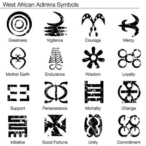 african symbols tattoos 25 best ideas about ancient symbols on glyphs