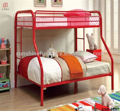 Factory Bunk Beds China Factory Army Cot Wrought Iron Metal Bunk Bed Buy Bunk Bed Metal