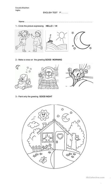 greetings in worksheet greetings test worksheet free esl printable worksheets made by teachers