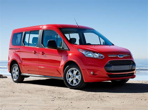 ford transit wagon review 2015 ford transit connect wagon earns five safety rating