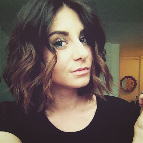 pictures of black ombre wave curls bob hairstyles 22 tousled bob hairstyles popular haircuts