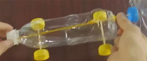 membuat kerajinan lucu membuat kerajinan tangan dari botol bekas bentuk mobil