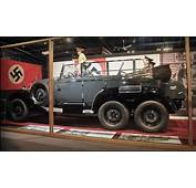 Hitlers Cars – Collectibles Or Artifacts Of Mass Murder