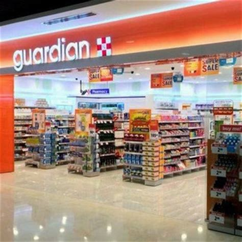 Pharmacy Singapore by Guardian Health Stores And Pharmacies In