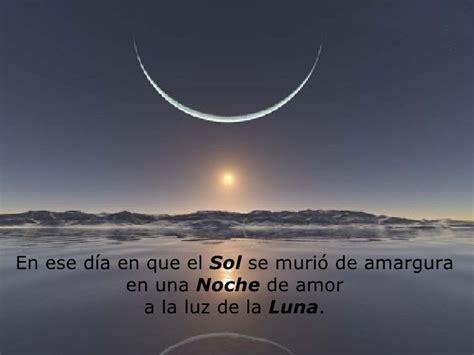 imagenes increibles del amor sol luna noche