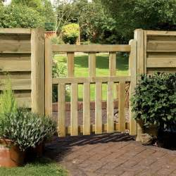 grange pale infill wooden path gate internet gardener