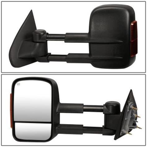 2016 Chevy 2500 Side Mirrors by 2016 Chevy Silverado 2500hd Towing Mirrors Power Heated