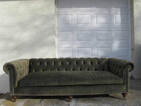 best chesterfield sofa brand ralph tufted chesterfield sofa luxury green